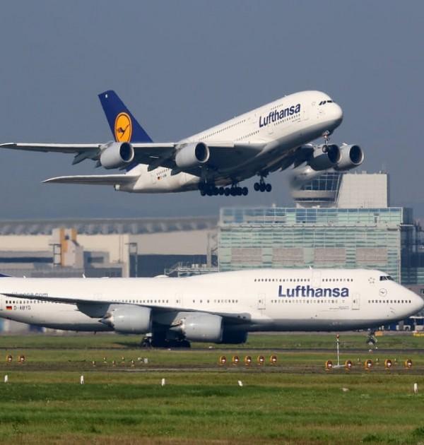 Lufthansa Flug stornieren